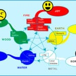 The 5 elements and emotions